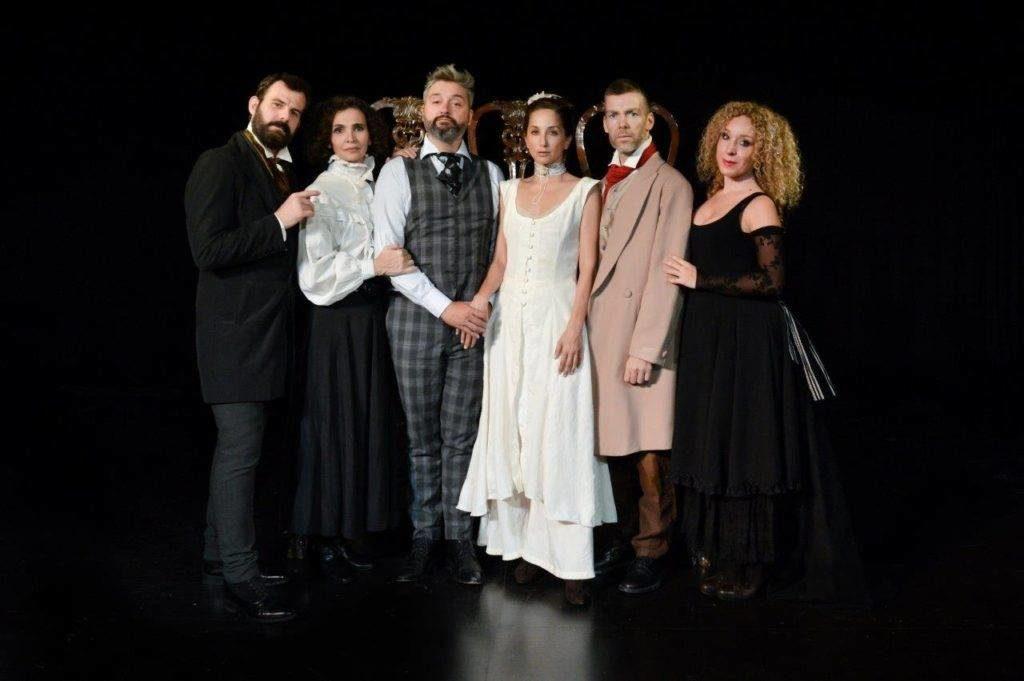 Έντα Γκάμπλερ, του Ερρίκου Ίψεν, στο θέατρο Κάτω από τη Γέφυρα- κριτική Θανάση Σταυρόπουλου | newslink.gr